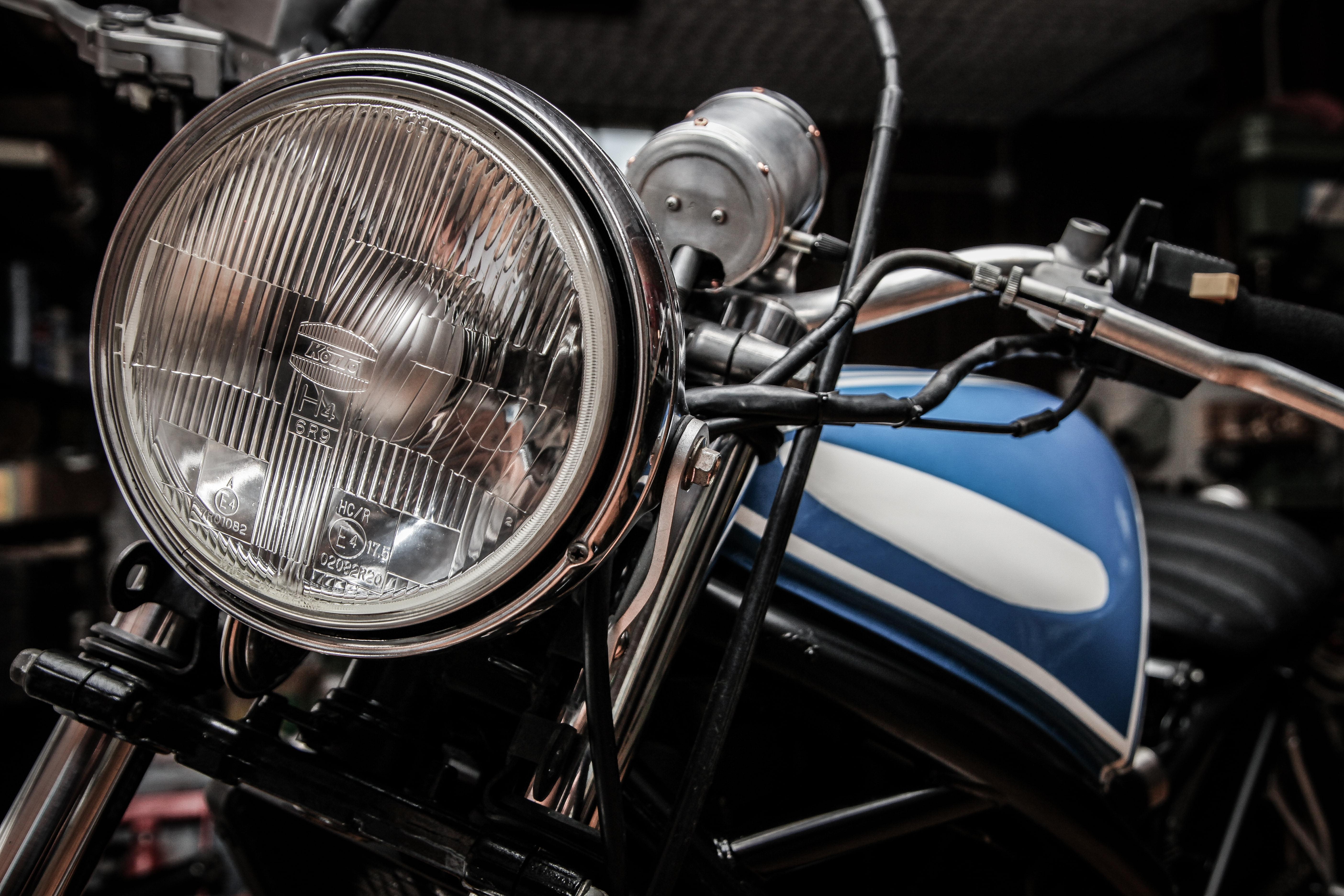 Winterizing your motorcycle
