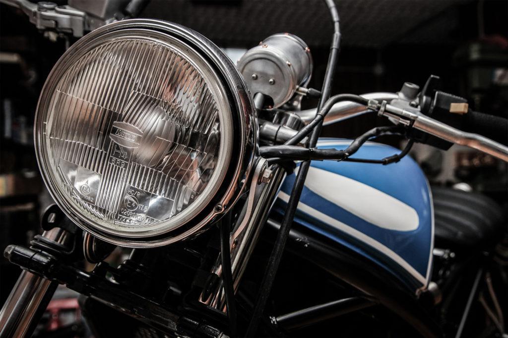 Spring Motorcycle Maintenance - Johnston Meier Insurance