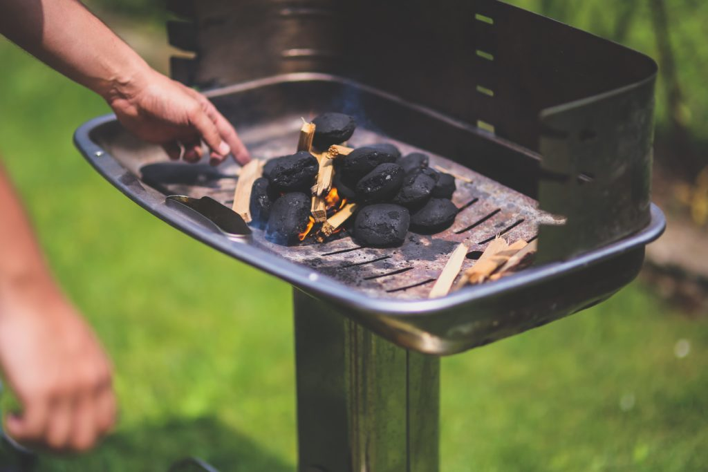 make my backyard safer BBQ - JM Insurance