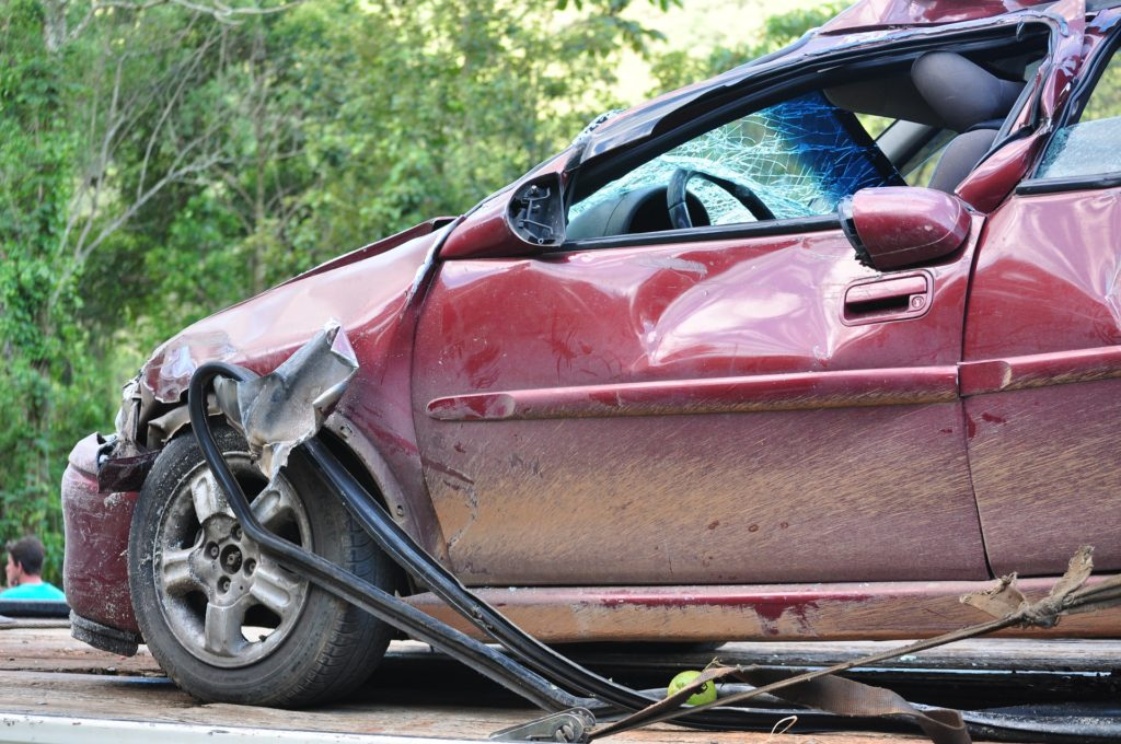 Car Crash ICBC Insurance