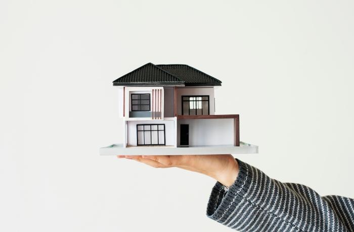 House loan concept at Johnston Meier Insurance